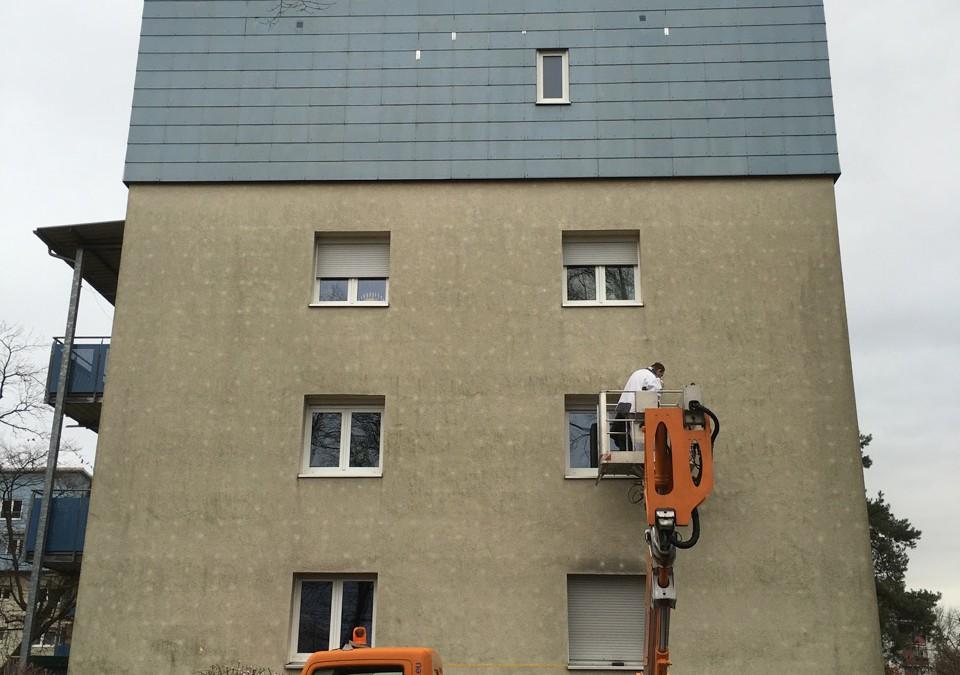Ausbesserungsarbeiten Karlsruhe
