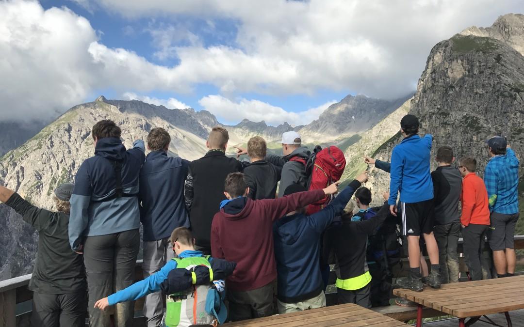 Wir unterstützen das Schulprojekt MGB-Rocks