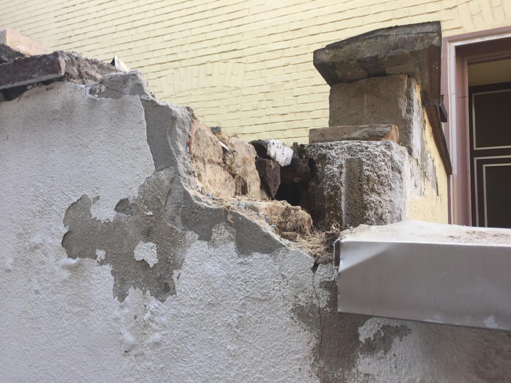 Restauration Mauerwerk