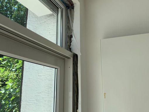 Neue Fensterlaibung