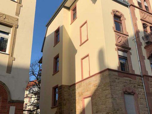 Fassadenarbeiten und mehr