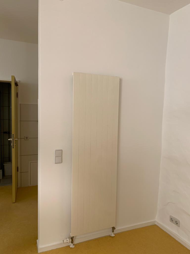 Sanierte Wohnung