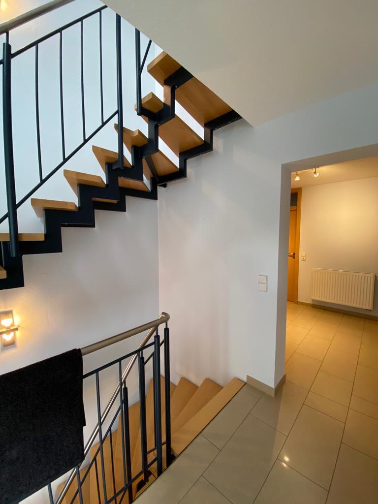 Treppenhaus Zwischengeschoss