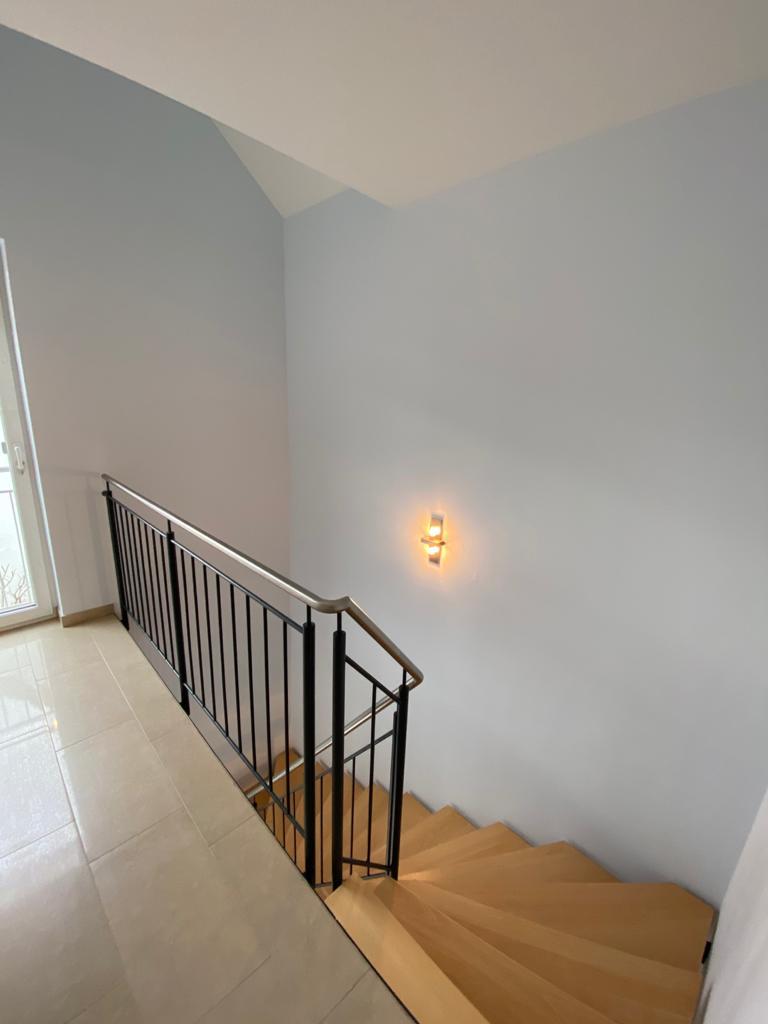 Treppenhaus Treppenansicht