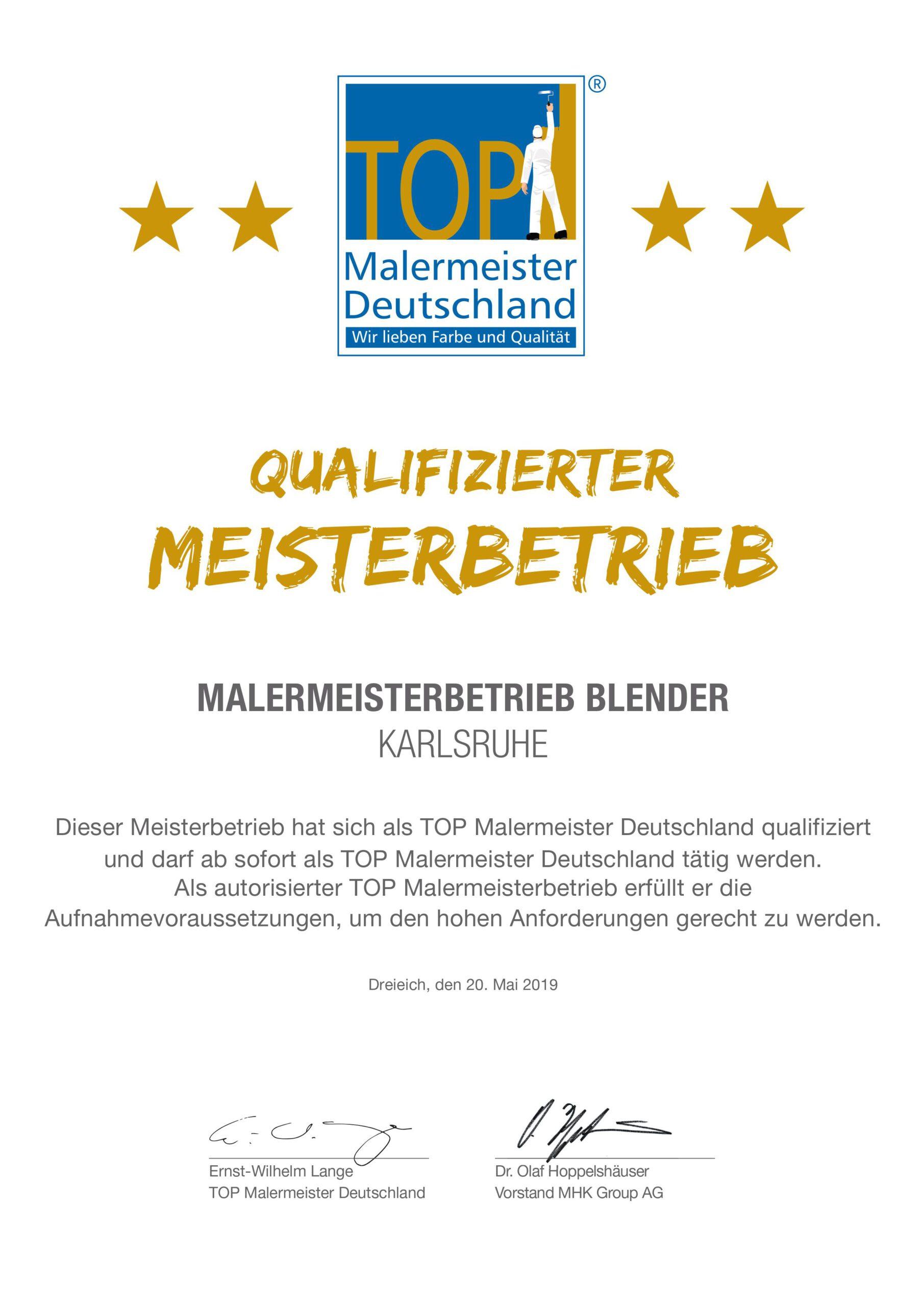 Top Malermeister